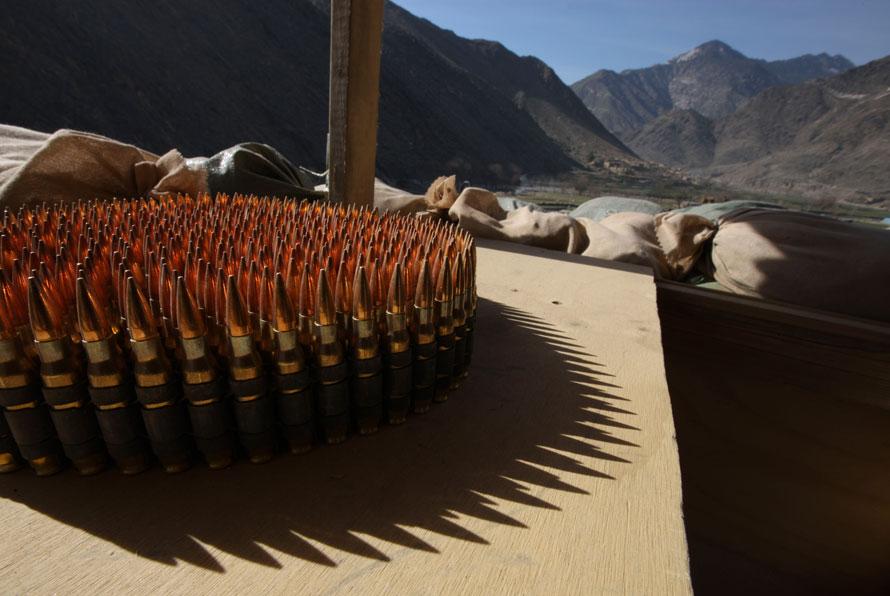 18.01.2010, Афганистан, провинция Кунар