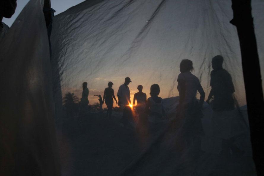 23.01.2010, Гаити, Порт-о-Пренс