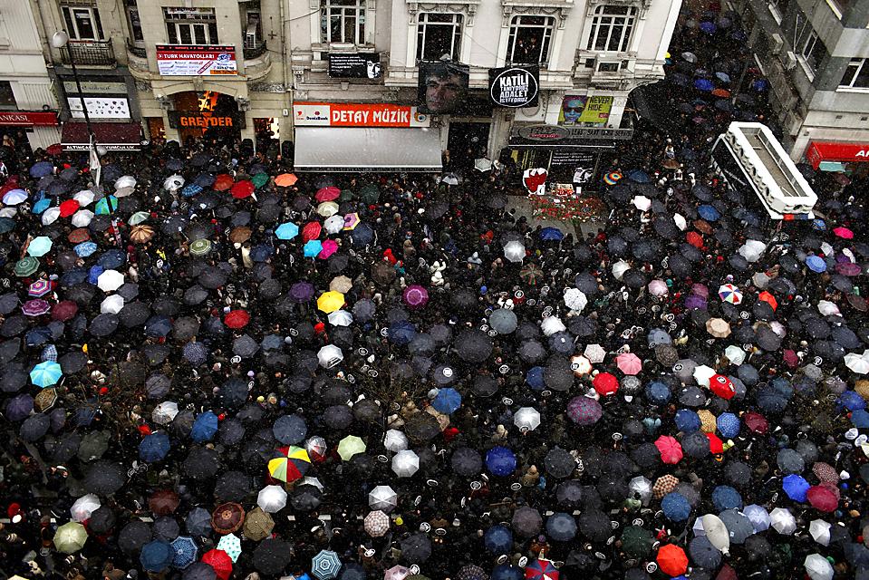 19.01.2010, Турция, Стамбул.