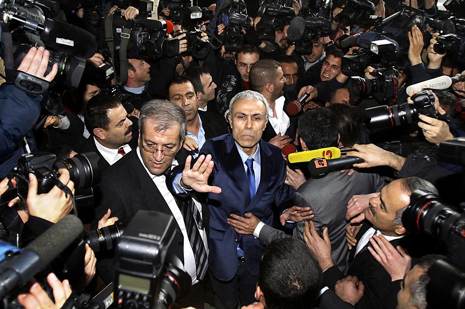 19.01.2010, Турция, Анкара.
