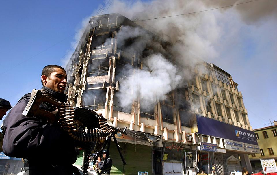 19.01.2010, Афганистан, Кабул.