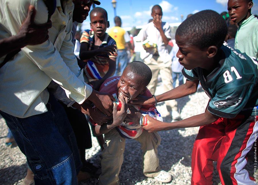 21.01.2010, Гаити