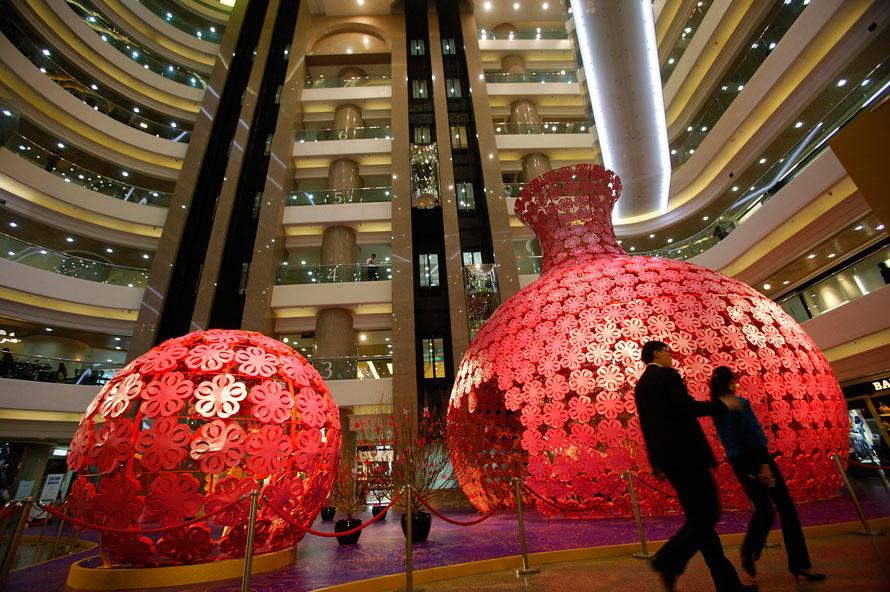 29.01.2010, Китай, Гонконг