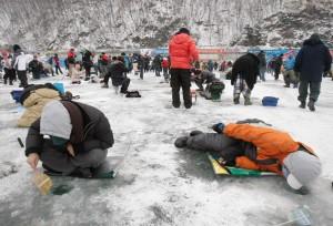 Традиционный фестиваль горной форели