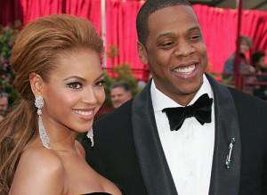 Бейонсе Ноулз и ее муж Jay-Z