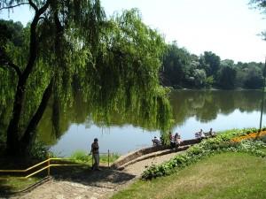 Литва. Река Неман