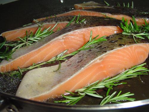 Жирная рыбы
