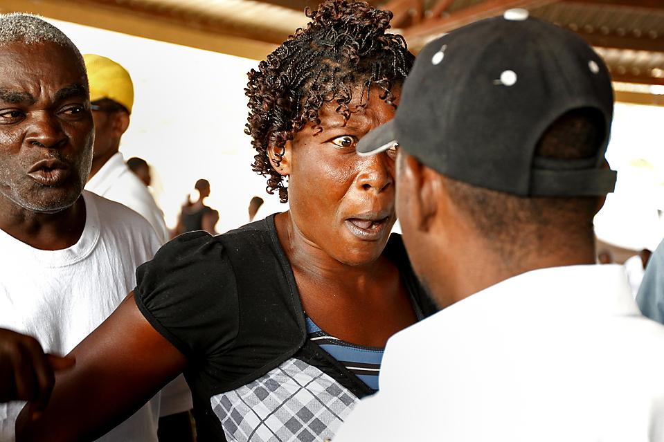 25.02.2010 Гаити, Сайт Солейл