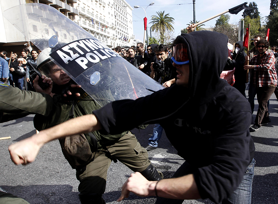 25.02.2010 Греция, Афины