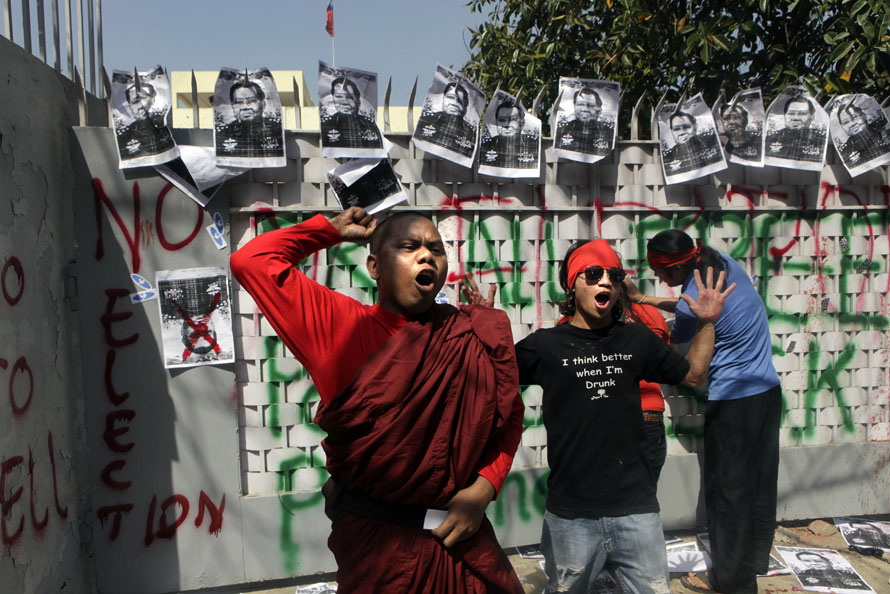 22.03.2010 Индия, Нью-Дели