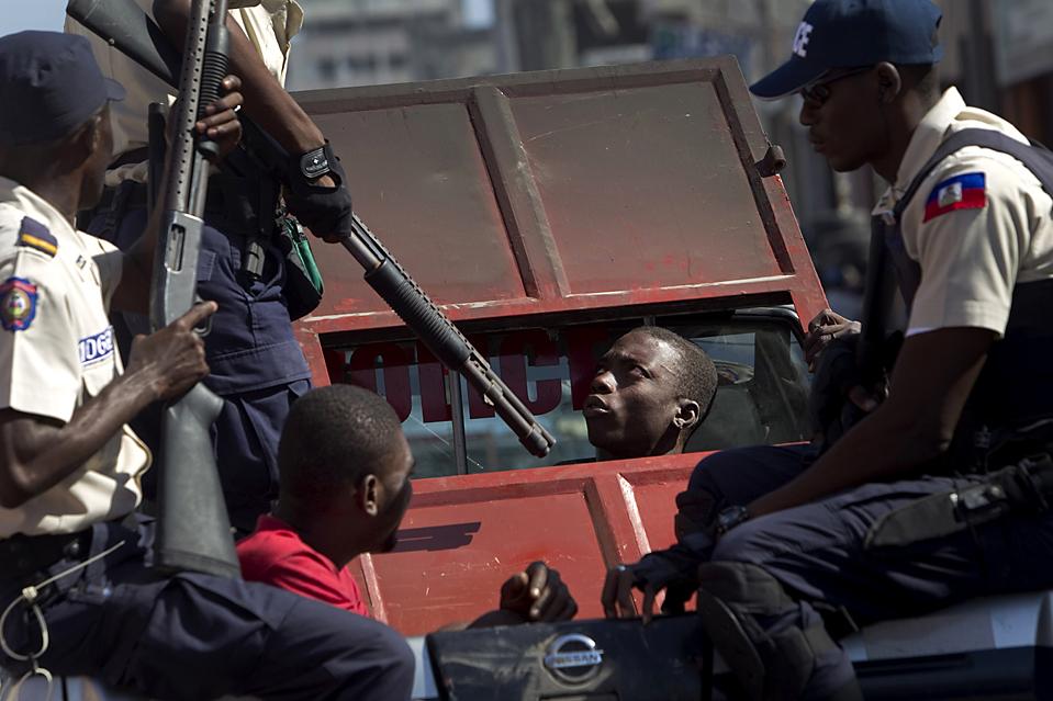 23.03.2010 Гаити, Порт-о-Пренс