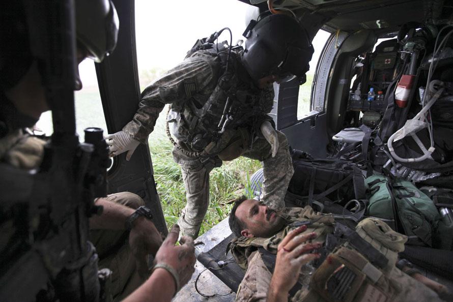 26.03.2010 Афганистан, Гильменд