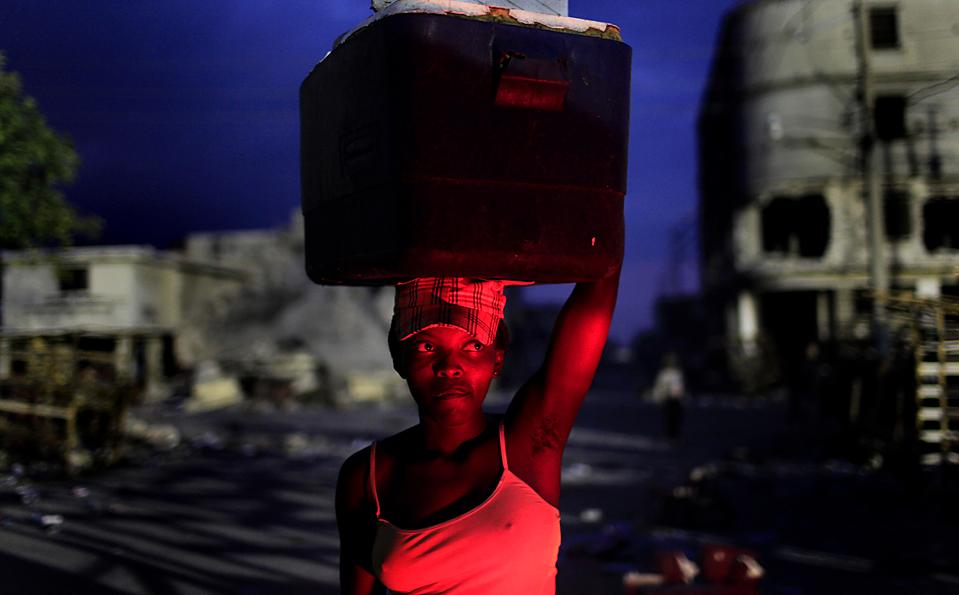 26.03.2010 Гаити, Порт-о-Пренс