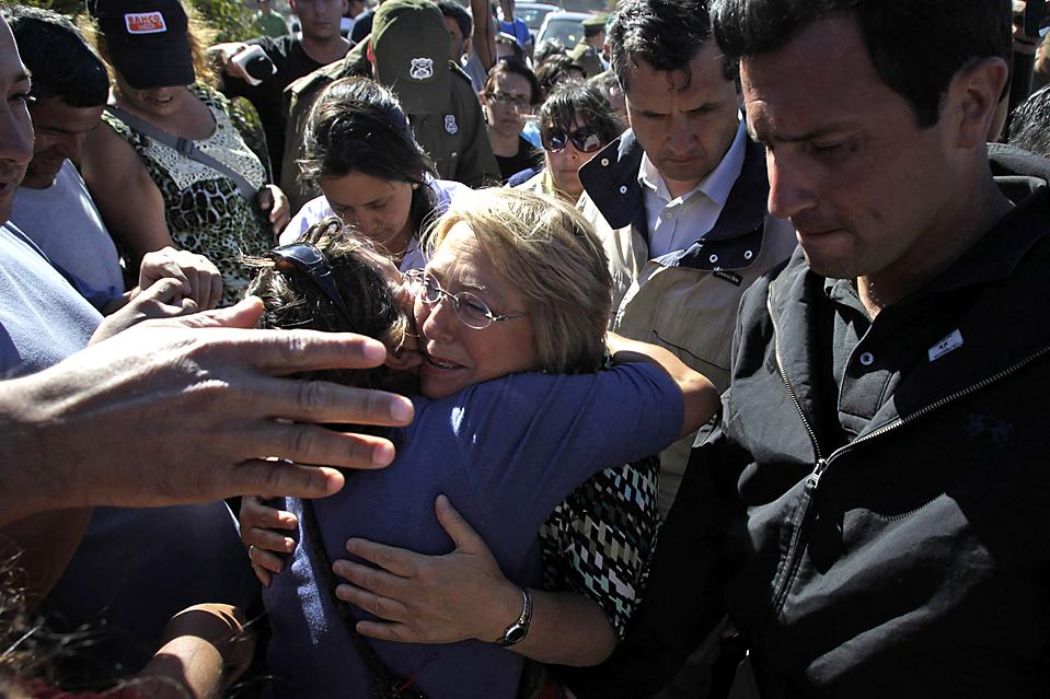 10.03.2010 Чили, Конститусьон