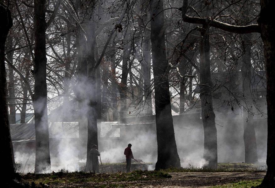 15.03.2010 Индия, Кашмир