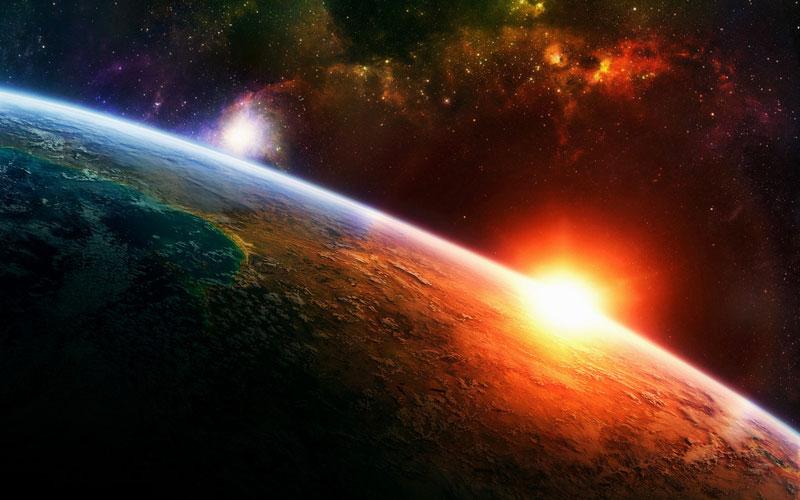 За один день можно встретить 16 рассветов