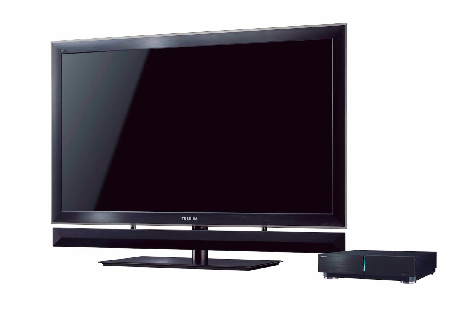 Toshiba Cell TVs