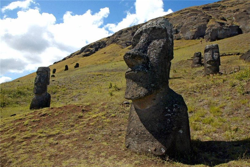 Национальный парк Рапа-Нуи