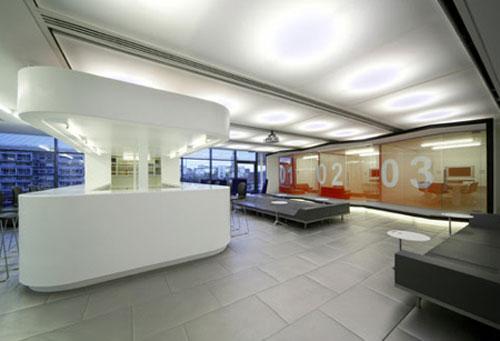 Офис Red Bull в Лондоне