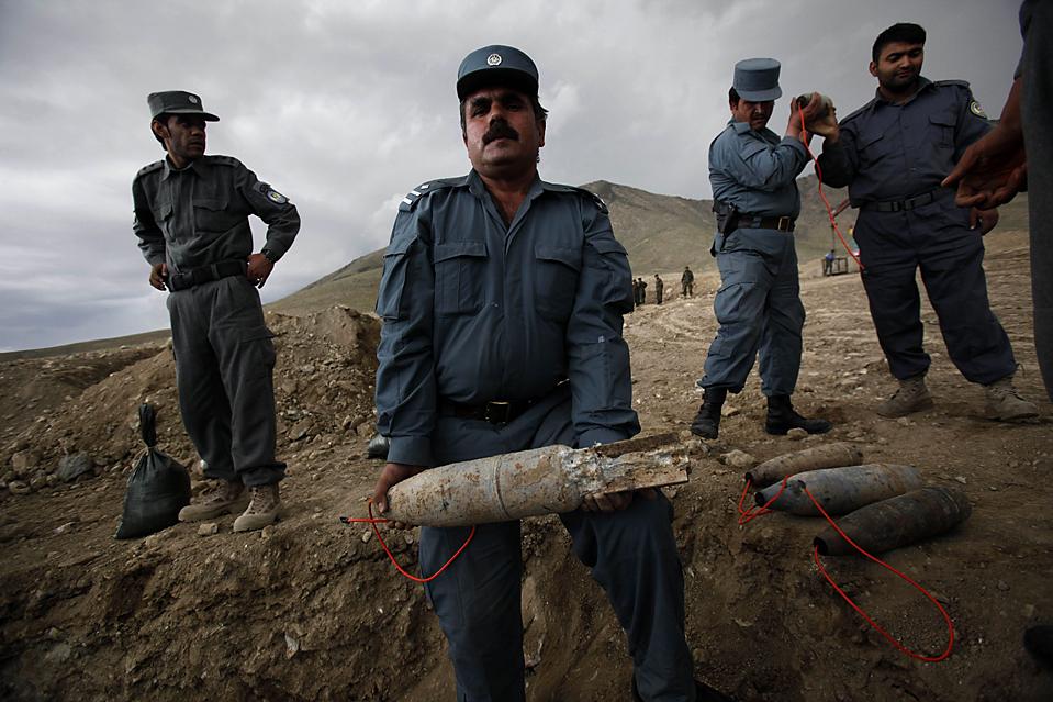 22.04.2010 Афганистан, Барикахб