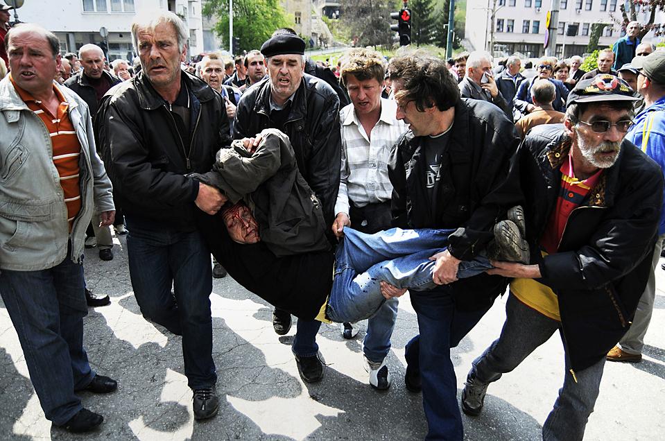 22.04.2010 Босния, Сараево