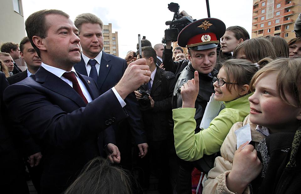 23.04.2010 Россия, Истра