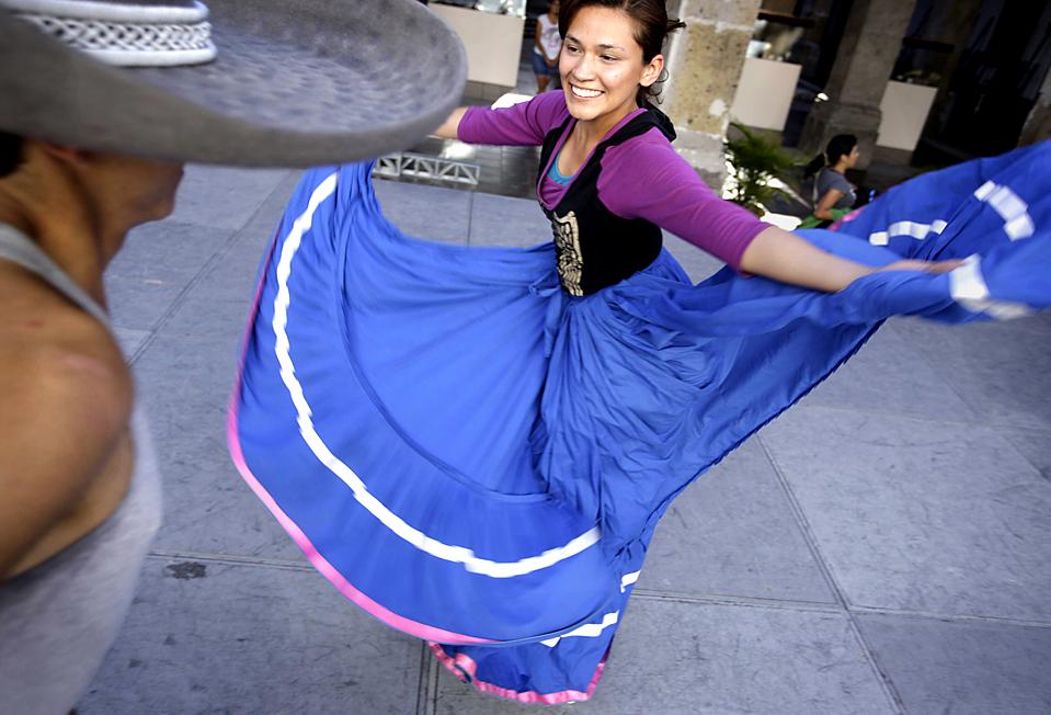 28.04.2010 Мексика, Гвадалахара