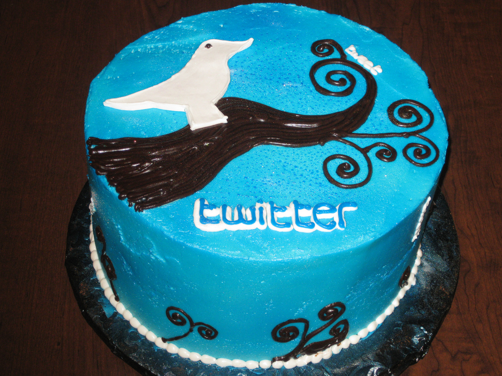 "Торт ""Twitter"""