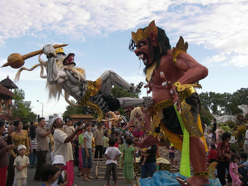Фестиваль на Бали