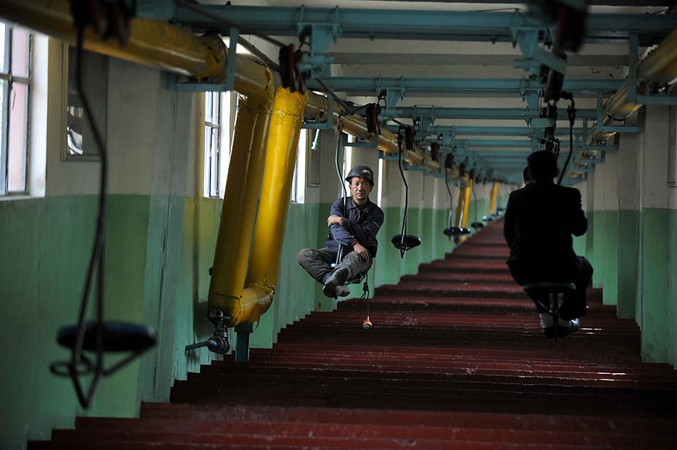 12.05.2010 Китай, провинция Ганьсу