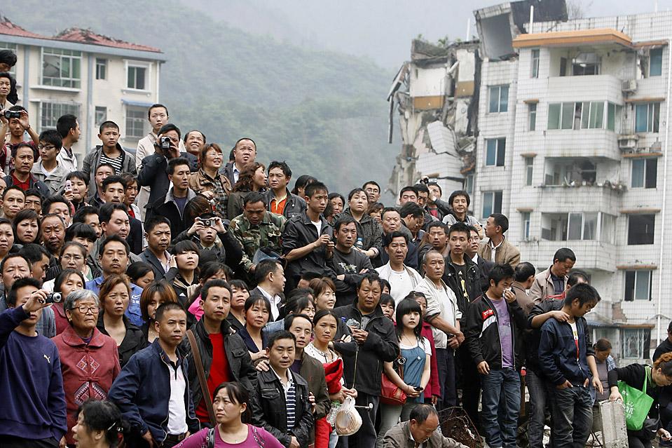 13.05.2010 Китай, провинция Сычуань