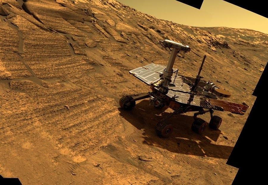 20.05.2010, Марс