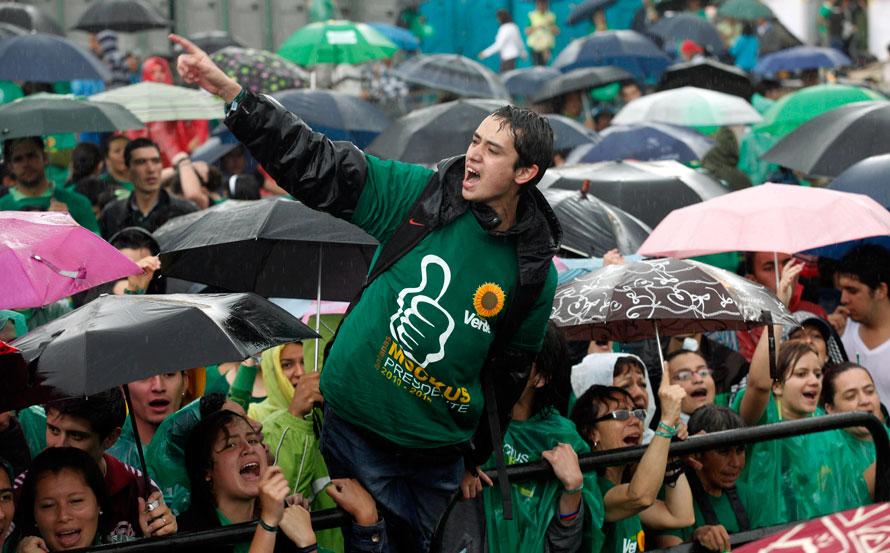 24.05.2010 Колумбия, Богота