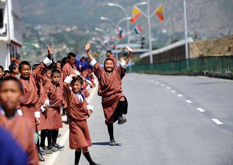 29.04.2010 Бутан, Тхимпху