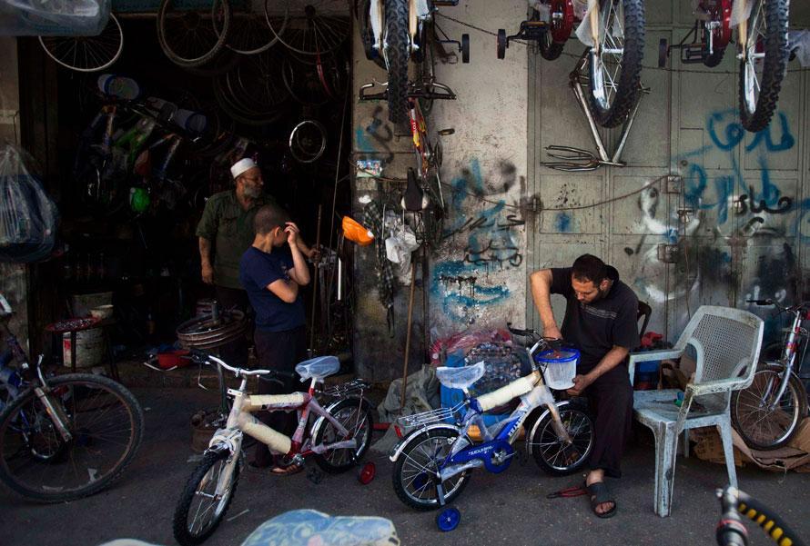 15.06.2010 Палестина, Газа