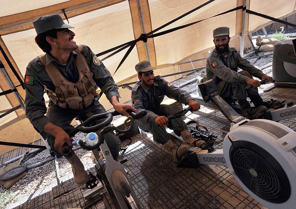 23.06.2010 Афганистан, Нахре Сарай