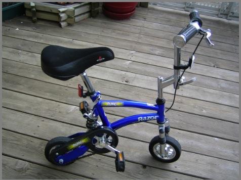 Мини-Велосипед