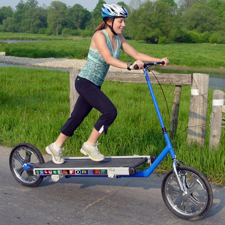 Велосипед – беговая дорожка