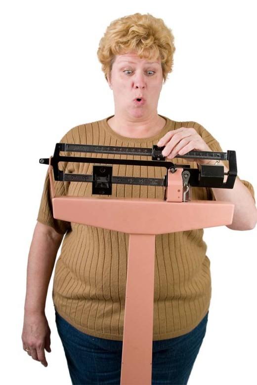Вес человека влияет на его характер