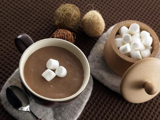 Какао - напиток богов