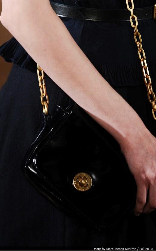 Украшение девушки на Новый год - Cross-body сумка