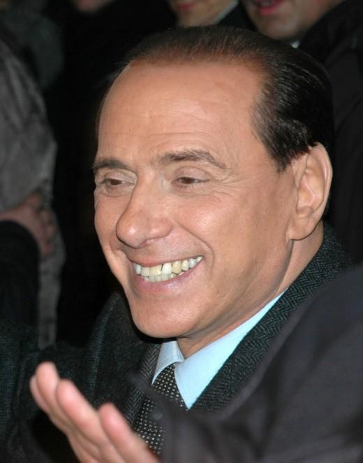 Очередной сексскандал С.Берлускони