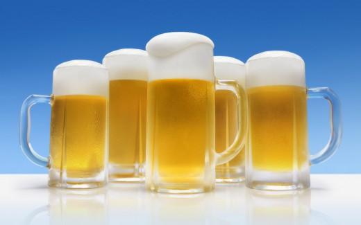Бутылка пива в день полезна для здоровья