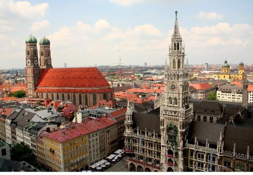 Некоторые нюансы приобретения недвижимости в Германии.