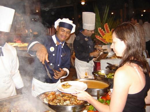 Особенности кухни в Доминиканской республике