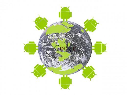 Android стал самой популярной мобильной платформой мира