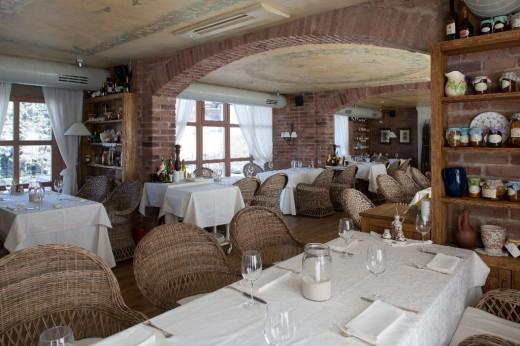 Ресторан итальянской домашней кухни - «Osteria di Campagna»