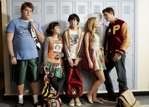 На кого хотят быть похожими американские подростки