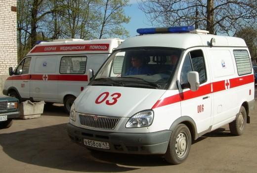 Московская скорая помощь шокировала Интернет циничным сайтом