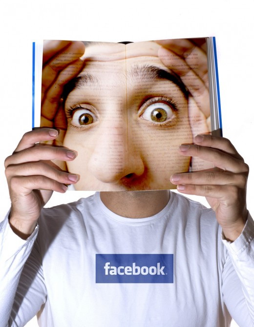 Соцсетью Facebook пользуются лишь 18,8% россиян
